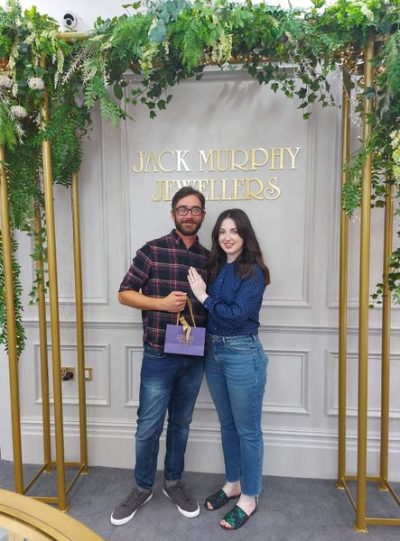 JMJ Love Stories: Olivia Rooney and Daryl McShane