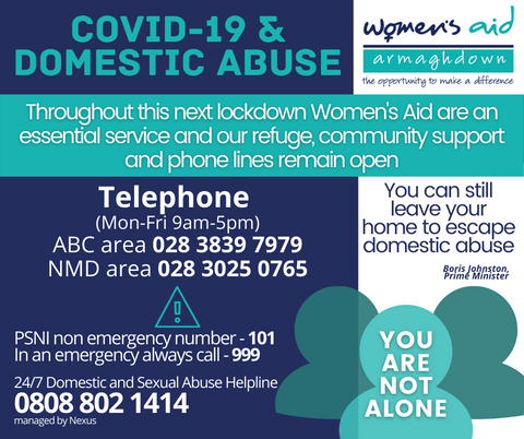 Women's Aid Contact Details