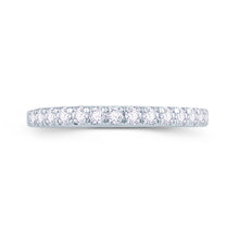 Load image into Gallery viewer, 18ct White Gold 0.30ct Split Claw Set 2mm Diamond Ring