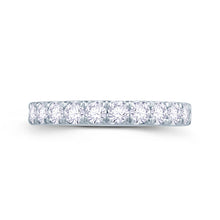 Load image into Gallery viewer, Platinum 0.85ct Split Claw Set 3mm Diamond Ring