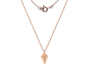 9ct Small Kite Necklace