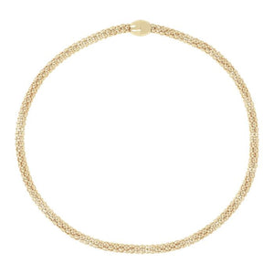 Bronzallure Purezza Necklace with Magnetic Closure