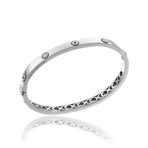 Chimento Armillas 18ct White Gold & Diamond Bracelet