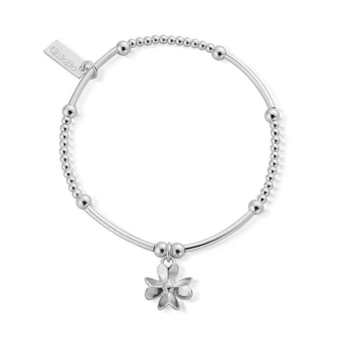 chlobo Cute Mini 3D Flower Bracelet
