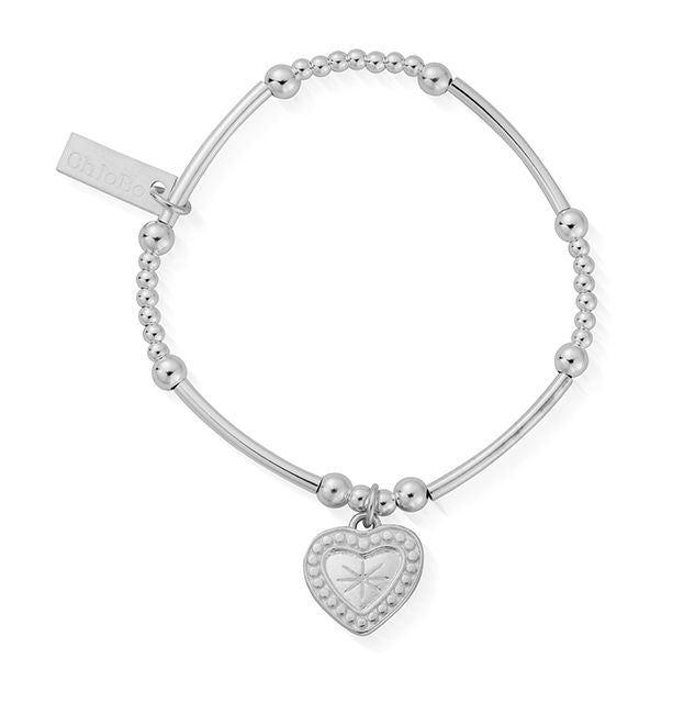 chlobo Children'scute  Mini Star heart Bracelet