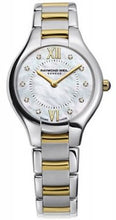 Load image into Gallery viewer, Raymond Weil Noemia Ladies Quartz Two Tone 10 Diamond Watch