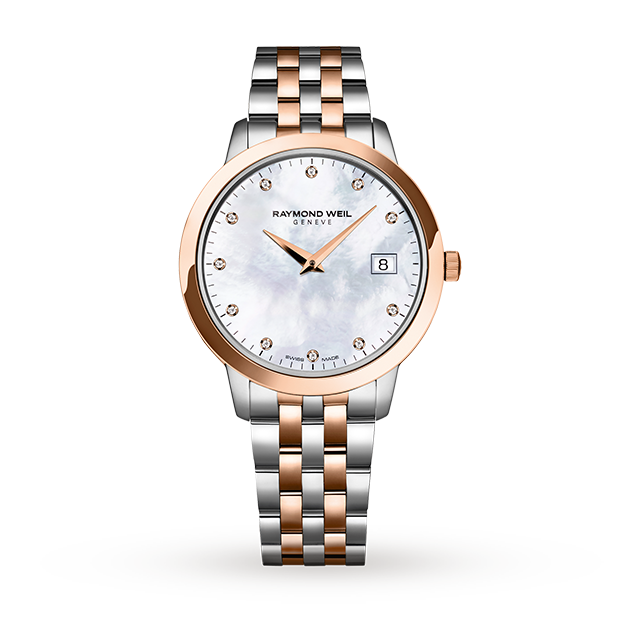 Raymond Weil Toccata 29mm Ladies Watch