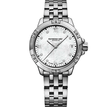 Load image into Gallery viewer, Tango Ladies 30mm, MOP Dial, 8 Diamonds