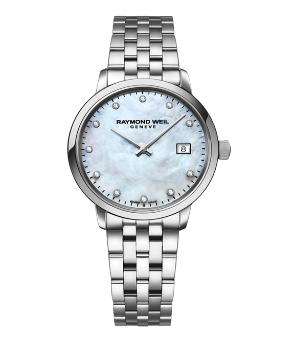 Toccata Ladies 29mm, MOP Dial, 11 Diamonds