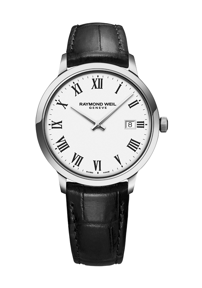 Raymond Weil Toccata Men's Classic White Dial Quartz Watch