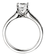 Load image into Gallery viewer, 18ct White Gold Round Brilliant Channel Set