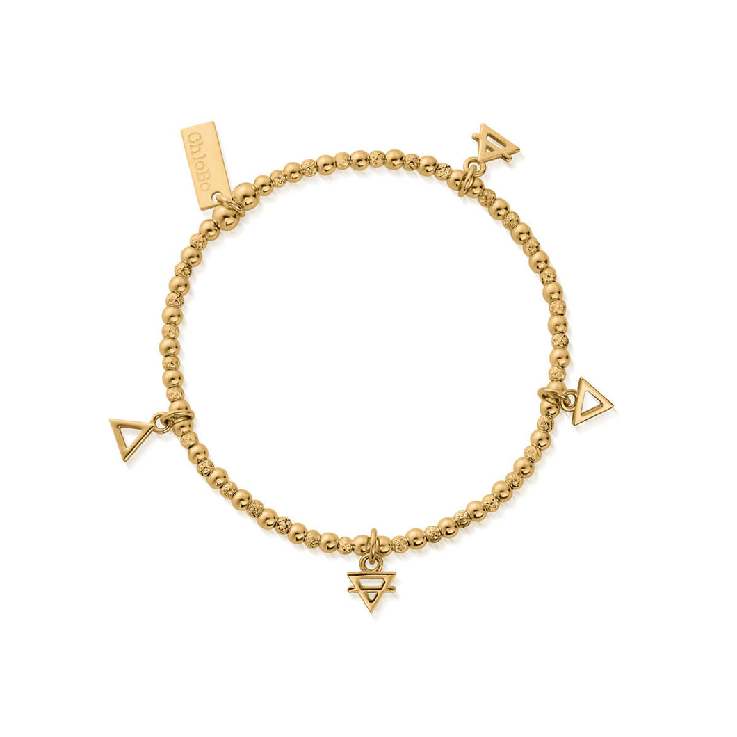 ChloBo YGP Multi- Charm Elements Bracelet
