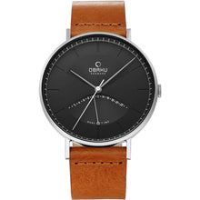 Load image into Gallery viewer, Obaku ELM - CAMEL on strap