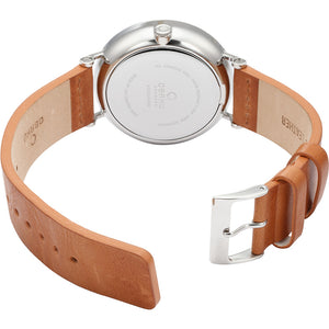 Obaku ELM - CAMEL on strap