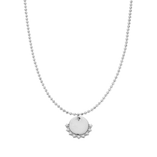 Load image into Gallery viewer, ChloBo Diamond Cut Adjuster Star Necklace