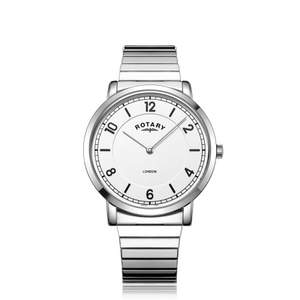 Rotary London Gents Expander Bracelet Watch