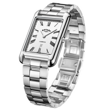 Load image into Gallery viewer, Rotary Gents Stainless Steel Bracelet Cambridge