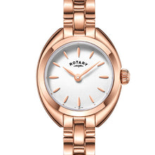Load image into Gallery viewer, Rotary Petite Ladies rose gold cocktail watch