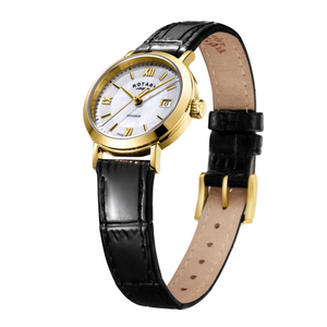 Rotary Gold Windsor Ladies Watch