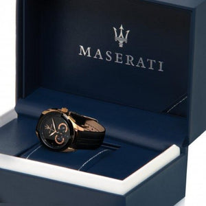 Maserati Gents Watch Traguardo