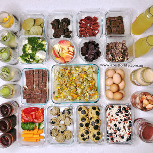 🍴 MEAL PREP 🍴 28 JUN 20 🍴