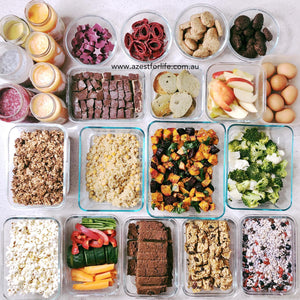 🍴 MEAL PREP 🍴 18 OCT 20 🍴