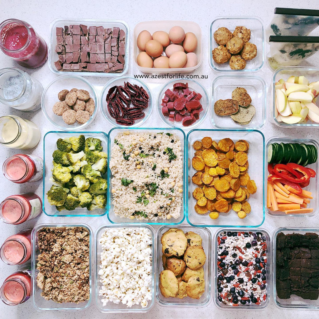 🍴 MEAL PREP 🍴 25 OCT 20 🍴