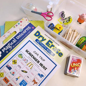 On-the-go Kids Activities