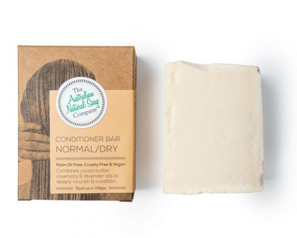 Solid Conditioner Bar - Normal/Dry 100 gram