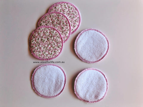 Aunty Moo Makeup Remover Pads