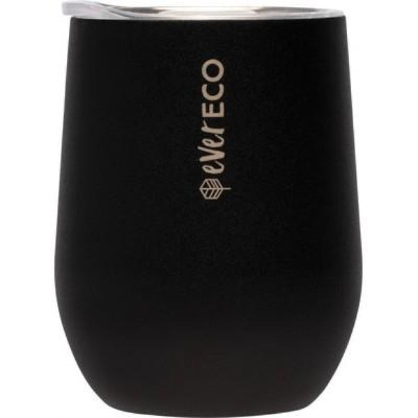 Ever Eco Mini Insulated Tumbler - Onyx 354ml - A Zest for Life