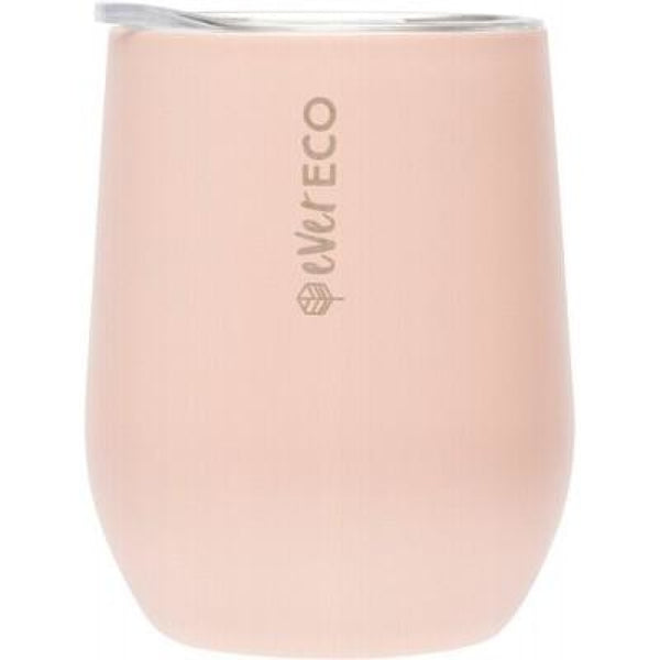 Ever Eco Mini Insulated Tumbler - Rose 354ml - A Zest for Life