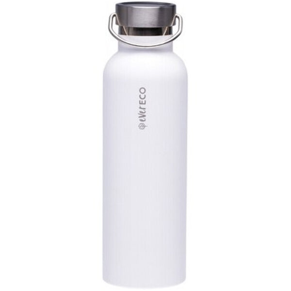 Ever Eco Stainless Steel Bottle Insulated - Cloud 750ml - A Zest for Life