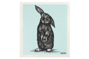 Retrokitchen - Biodegradable Dishcloth Rabbit
