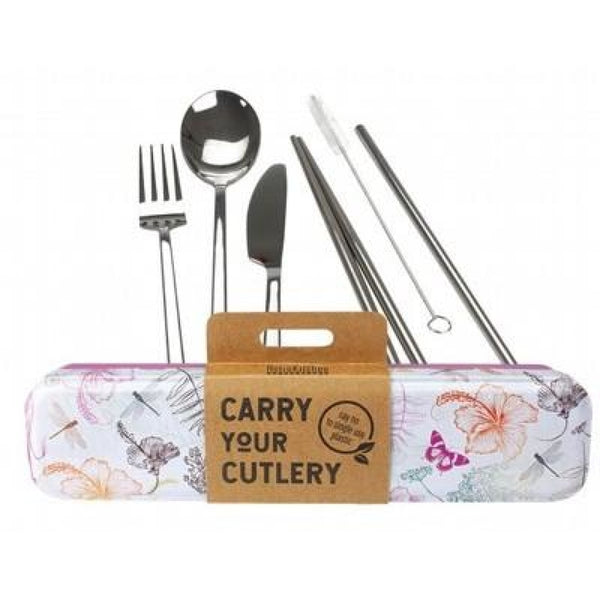 Retrokitchen - Carry Your Cutlery Dragon Fly