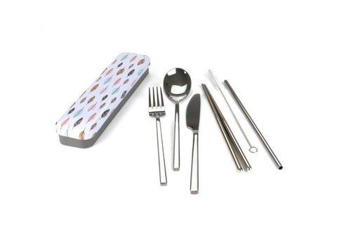 Retrokitchen - Carry Your Cutlery Leaves