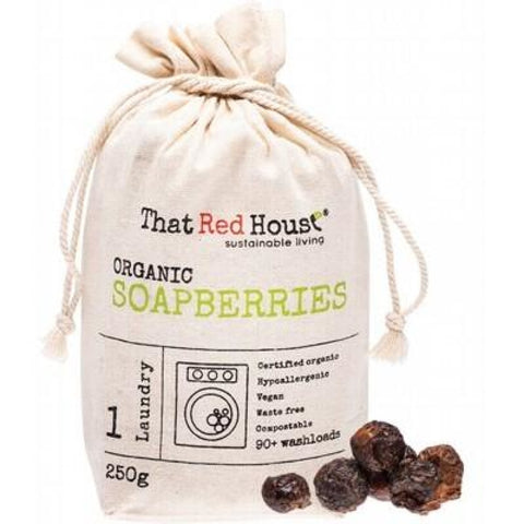 That Red House Organic Soapberries - A Zest for Life