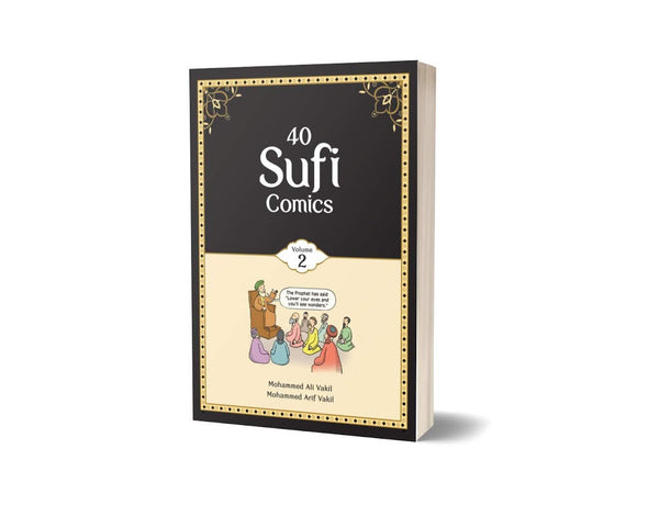 40 Sufi Comics - Volume 2