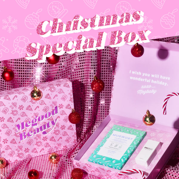 【SAVE THE DATE】CHRISTMAS SPECIAL BOX December 1st From 5PM