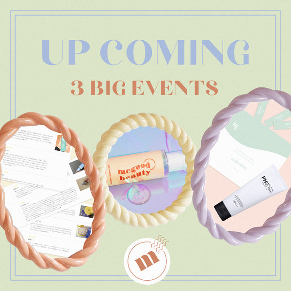 【BIG EVENT】50%OFF&W POINT&MONITOR