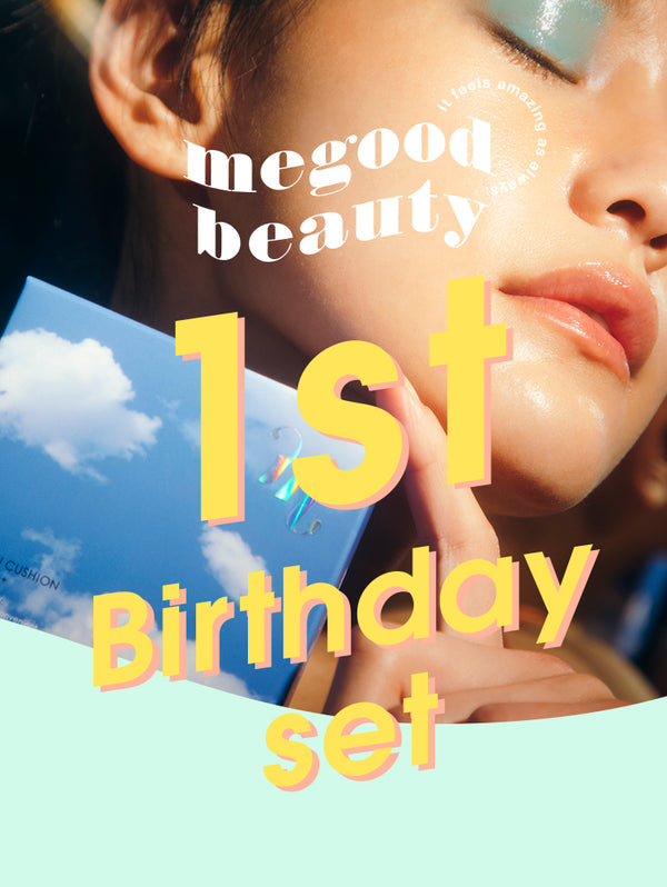 MEGOOD BEAUTY 1st BIRTHDAY SET