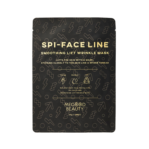 SPI-FACE LINE SMOOTHING LIFT WRINKLE MASK 5EA