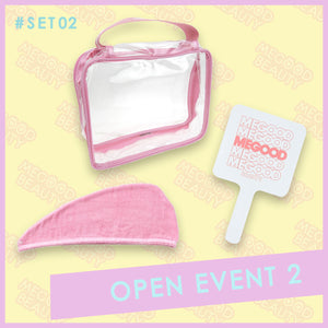MEGOOD BEAUTY OPEN EVENT 2