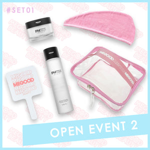 MEGOOD BEAUTY OPEN EVENT 1