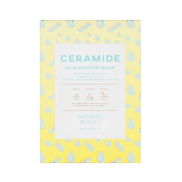 CERAMIDE SKIN BARRIER MASK 5EA