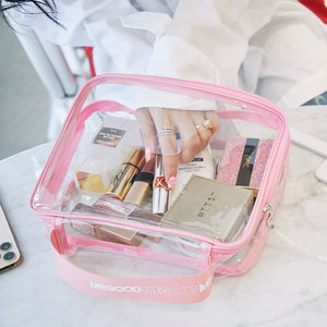 CLEAR POUCH - SMALL