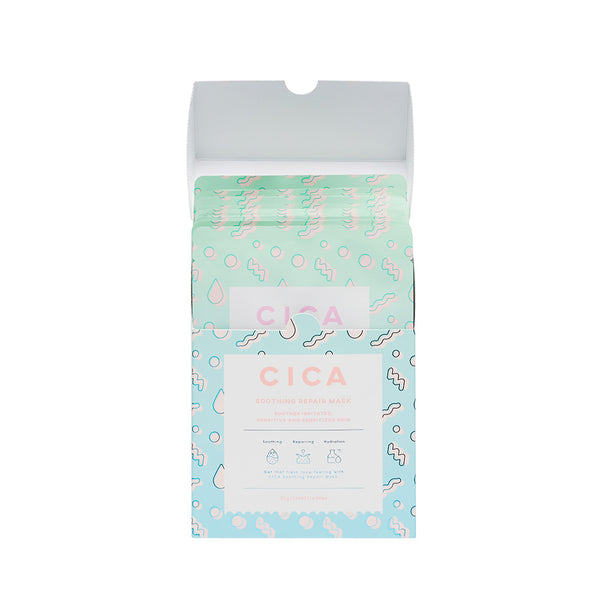 【定期購入】CICA SOOTHING REPAIR MASK 20EA