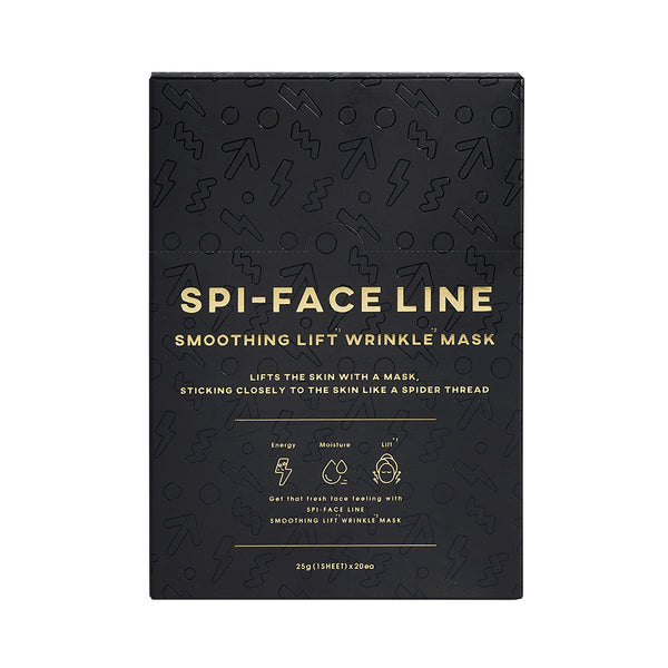 【定期購入】SPI-FACE LINE SMOOTHING LIFT WRINKLE MASK 20EA
