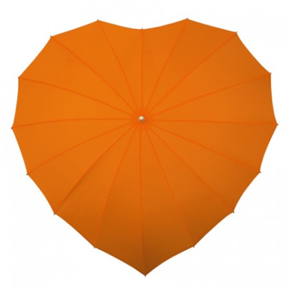 Heart Shaped Sunbrella