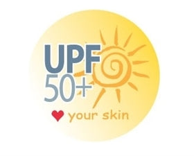 SPF Addict only uses material with an UPF50+ factor